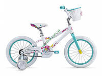 детский велосипед Liv Adore 16 2016 (белый)