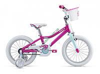 детский велосипед Liv Adore 16 2016 (розовый)