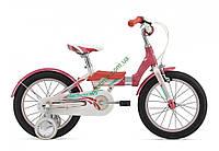 детский велосипед Liv Blossom 16 2016 (фиолетовый)