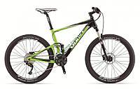 горный велосипед Giant Anthem X 2 26 2013 (M, зеленый-черный)