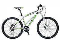 горный велосипед Giant ATX Elite 1 26 2015 (L, белый-зеленый)