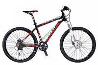 горный велосипед Giant ATX Elite 1 26 2015 (M, черный-красный)