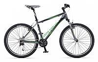 горный велосипед Giant Revel 2 26 2013 (XL, темный серый-зеленый)