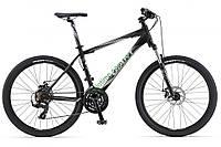 горный велосипед Giant Revel 2 26 2015 (L, черный)