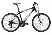 горный велосипед Giant Revel 3 26 2015 (S, черный-зеленый)