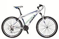 горный велосипед Giant Rincon 26 2015 (XS, матовый белый-синий)