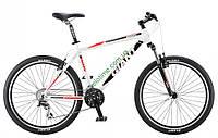 горный велосипед Giant Rincon 26 2013 (XL, белый-красный)