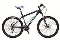 горный велосипед Giant Rincon Disc 26 2015 (XS, черный-синий)