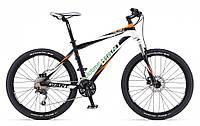 горный велосипед Giant Talon 3 26 2013 (XL, черный-белый-оранжевый)