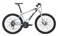 горный велосипед Giant ATX 27.5 1 2016 (M, белый)