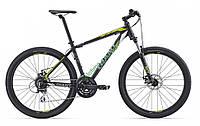 горный велосипед Giant ATX 27.5 1 2016 (M, темный серый)