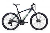 горный велосипед Giant ATX 27.5 2 2016 (M, черный-синий)