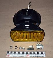 Фара противотуманная (галогенка) прямоугольная желтая ФПГ-106.00.00