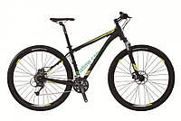 горный велосипед Giant Revel 29'er 0 2015 (M, матовый черный-желтый)