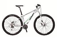 горный велосипед Giant Revel 29'er 1 2015 (L, матовый белый-серебристый)