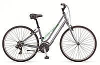 городской велосипед Giant Cypress W 28 2013 (S, серебристый)