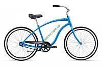городской велосипед Giant Simple Single 26 2016 (синий)