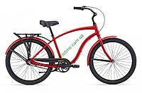 городской велосипед Giant Simple Three 26 2016 (M, красный)