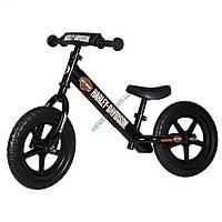 Беговел STRIDER Sport custom (Harley-Davidson® - Black)
