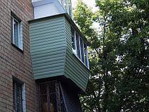 Балкон в хрущевке — вынос балкона по полу