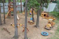 Детский игровой городок