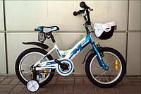 """детский велосипед VNV 16"""" Wave 2015 год"""