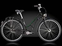 городской велосипед Bergamont Summerville n7 2015 год (48 см, черный-серый)