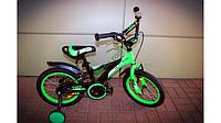 """детский велосипед VNV 16"""" Motion 2016 год"""