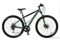 """горный велосипед Comanche Tomahawk 29"""" (21"""", серый)"""