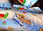 """Полуторный детский комплект из Ранфорса 145х215""""Том и Джерри"""" (50х70), фото 3"""