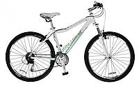 """горный велосипед Comanche Orinoco Lady (17"""", белый-бирюзовый)"""