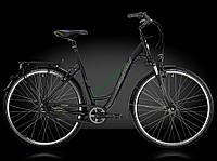 городской велосипед Bergamont Belami Lite N8 2014 год (48 см, черный)