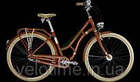 """городской велосипед Bergamont Summerville N7 28"""" 2014 год (52 см, коричневый)"""