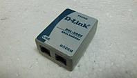 БУ Сплиттер D-Link DSL-30CF ADSL Splitter (DSL-30C)