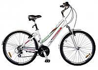 """городской велосипед Comanche Holiday Fs Lady (18"""", белый-красный)"""