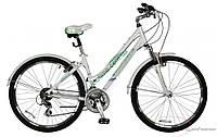 """городской велосипед Comanche Holiday Fs Lady (18"""", белый-бирюзовый)"""