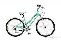 """городской велосипед Comanche Holiday Fs Lady (14"""", бирюзовый)"""