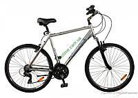 """городской велосипед Comanche Rio Grande Fs (21"""", титановый)"""