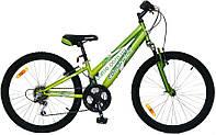 """подростковый велосипед Comanche Pony Fs Lady (11"""", зеленый)"""