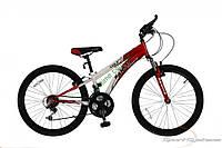 """подростковый велосипед Comanche Ranger Colt Fs (13"""", красный-белый)"""