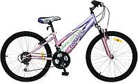 """подростковый велосипед Comanche Pony Fs Lady (12,5"""", сиреневый)"""