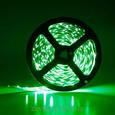Светодиодная лента LED 5050 с зелеными диодами бухта 100 метров 220V, фото 5