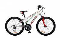 """подростковый велосипед Comanche Pony Fs (12,5"""", белый-красный)"""