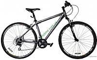 """кроссовый велосипед Comanche Tomahawk Cross (20"""", серебристый)"""