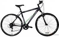 """кроссовый велосипед Comanche Tomahawk Cross (22"""", черный)"""