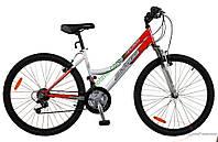 """горный велосипед Comanche Ranger Magnum Lady (18"""", красный-белый)"""