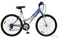 """горный велосипед Comanche Ranger Magnum Lady (16"""", синий-белый)"""
