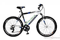 """горный велосипед Comanche Prairie Fs  (20"""", белый-черный-синий)"""