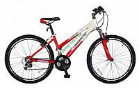 """горный велосипед Comanche Prairie Comp Lady (17"""", красный-белый)"""