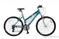 """горный велосипед Comanche Niagara Lady (19"""", бирюзовый)"""